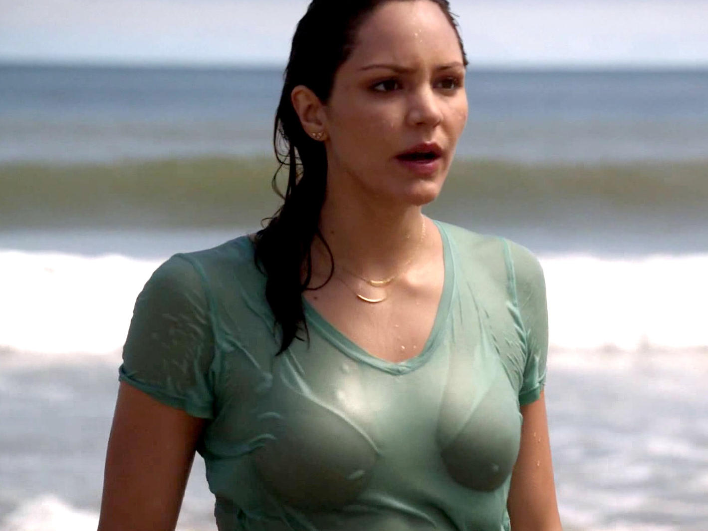 Then again, there's not much to dislike about Katharine McPhee in a ...