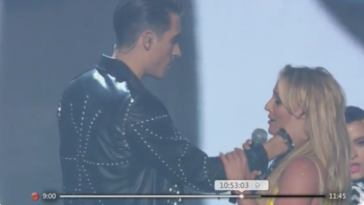 britney spears g eazy